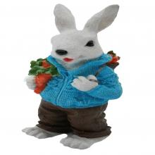 Кролик серый