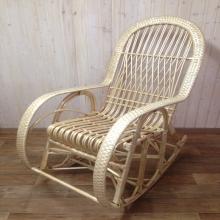 Кресло качалка лоза