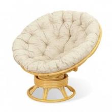 Кресло-качалка вращающееся Classic Rattan Papasan 005.2301В
