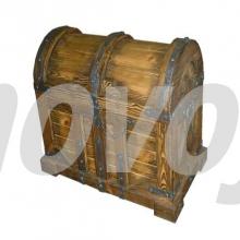 Сундук с ковкой