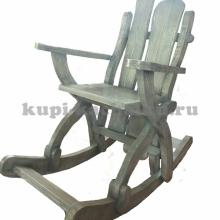 """Кресло качалка """"массив"""""""