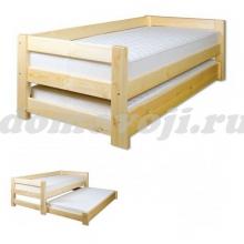 Кровать 186 дуо