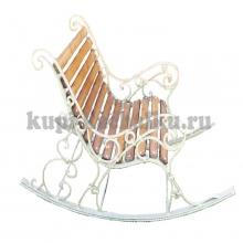 """Кресло качалка """"ковка"""""""