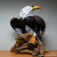 Орёл на ступне