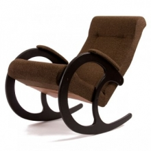 Кресло-качалка, модель 3 ткань солерно (013.003)