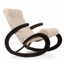 Кресло-качалка, модель 1, ткань Солерно (013.001)