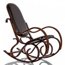 Кресло-качалка Формоза кожа, вариант 2 (014.0012)