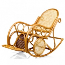 Кресло-качалка Vacanza (009.003) из ротанга