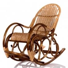 Кресло-качалка плетеное Ведуга (019.002)