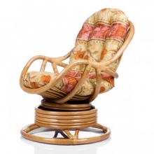 Кресло-качалка Kara с подушкой (004.002)
