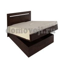МК 44 (старый дуб) Изд.28 Кровать двухспальная