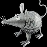 Светильник садовый Navigator Мышь