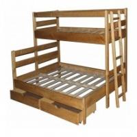 Кровать 3х местная