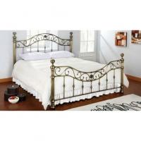 Кровать металлическая 604