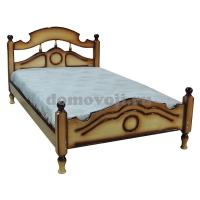 """Кровать """"Солнце"""" 139"""