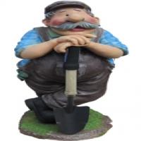 Мужик с лопаткой