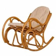 Кресло-качалка Bella с подушкой (004.039)
